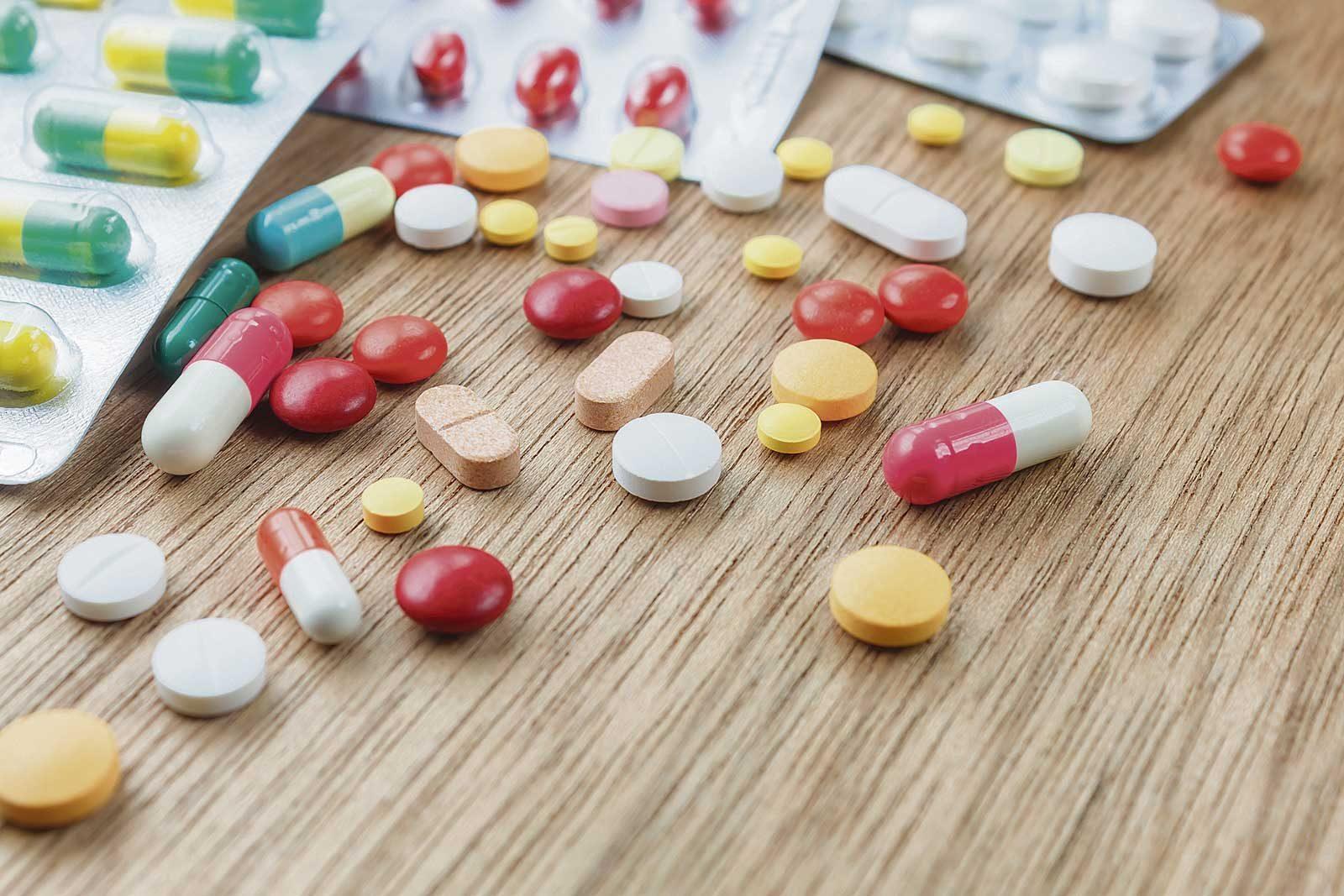 pastile pentru dureri musculare și articulare)