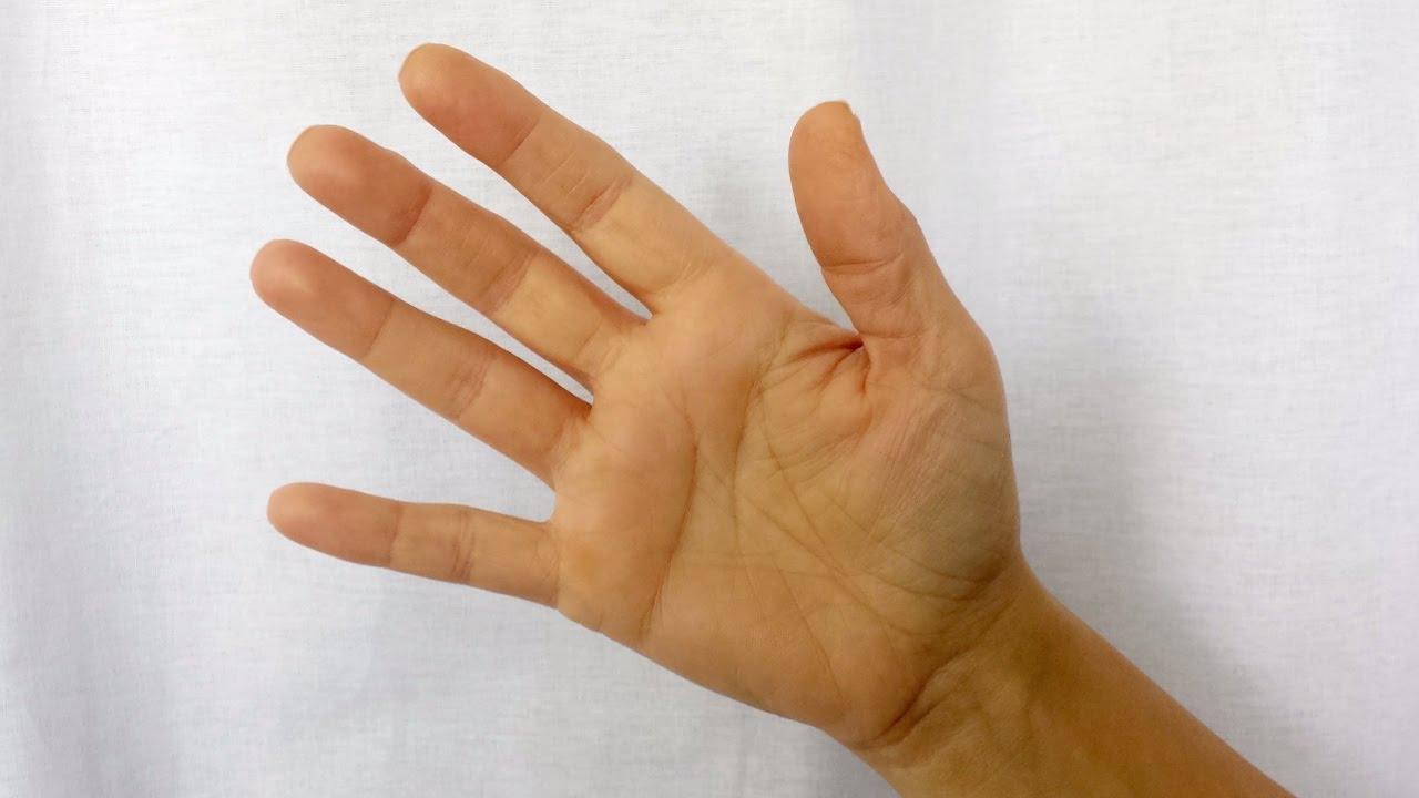 durere bruscă în articulațiile degetelor)