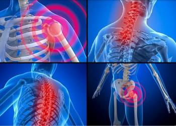 lista durerii articulare