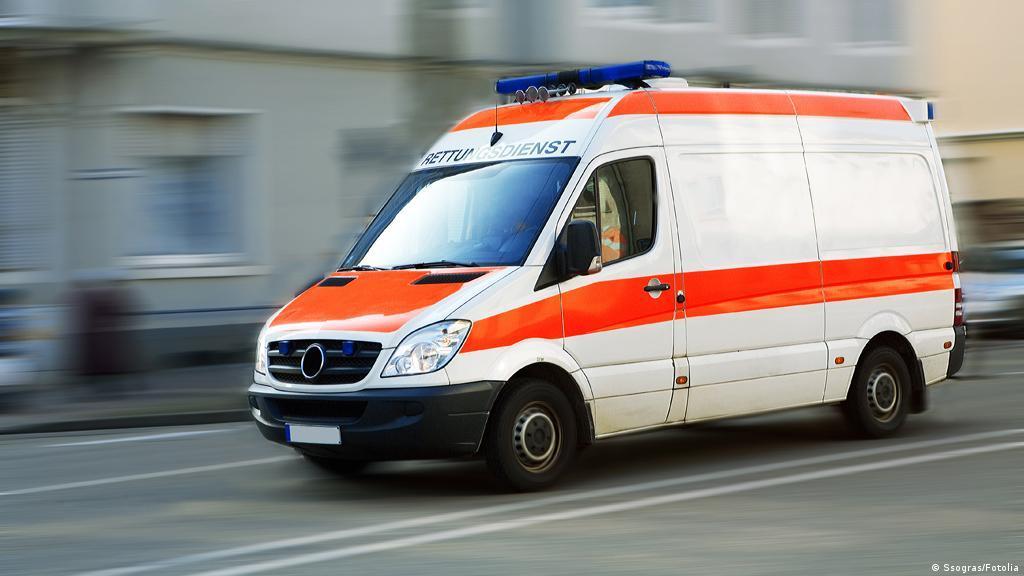ambulanță pentru dureri de genunchi)