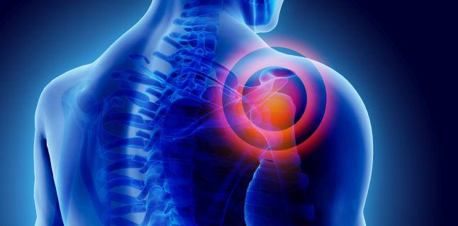 blocaj pentru durerea articulației umărului)