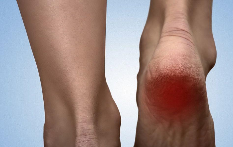 durere la glezna de sub genunchi)