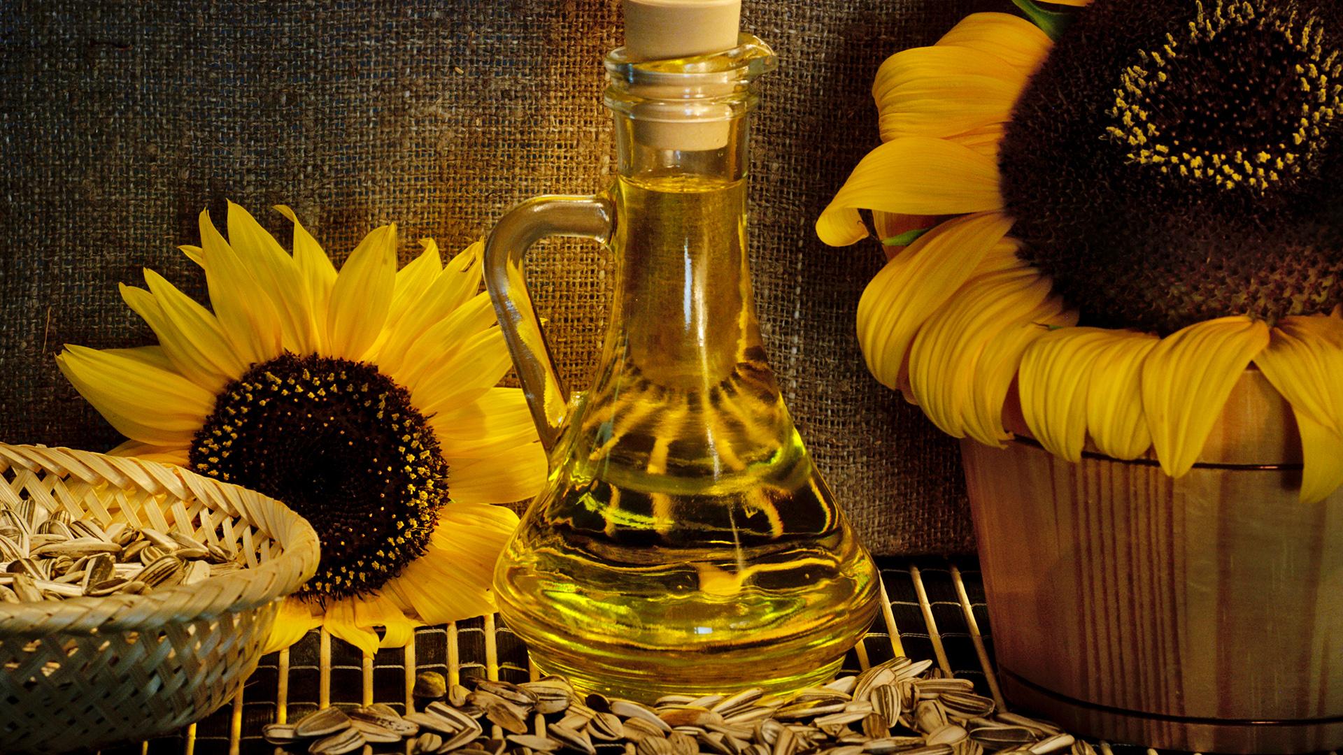 tratament comun cu ulei de floarea soarelui)