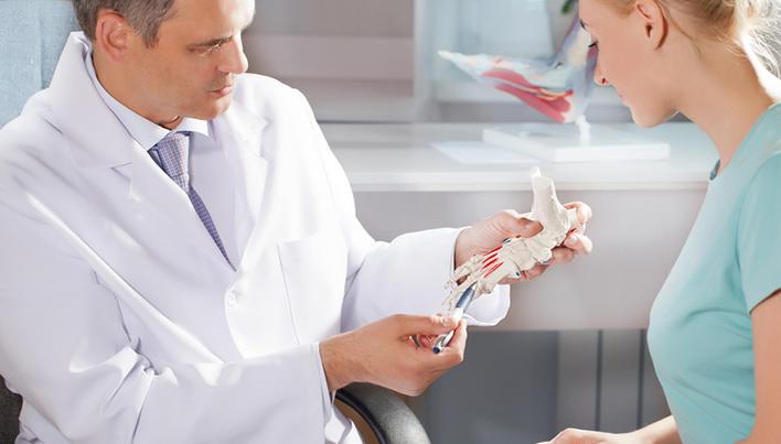 artroza după fractura articulară