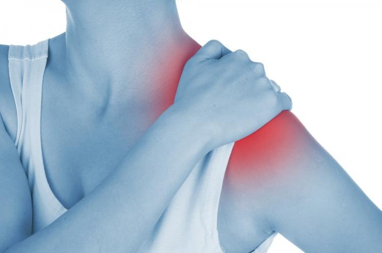 Tratament cu lampă de genunchi albastru - Răniți articulațiile gleznei