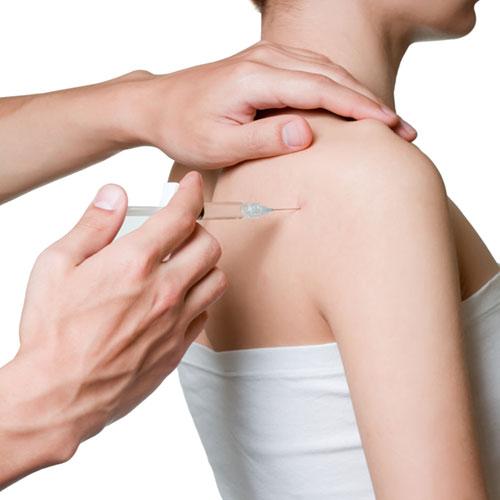 bursită de umăr și tratament)