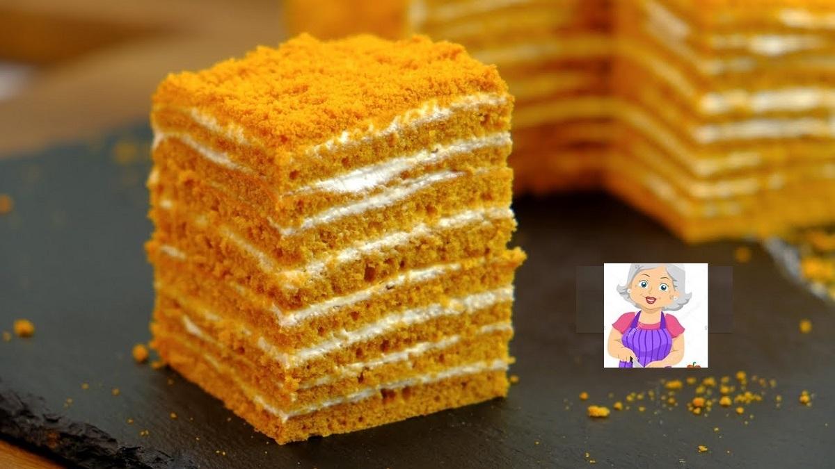 prăjituri comune cu miere