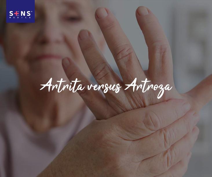 ce se întâmplă la articulația cu artrita)