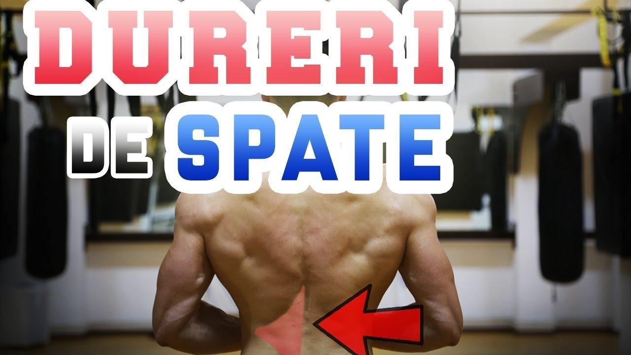 Un set de exerciții pentru durerea articulației șoldului