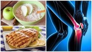 mâncați orez pentru dureri articulare