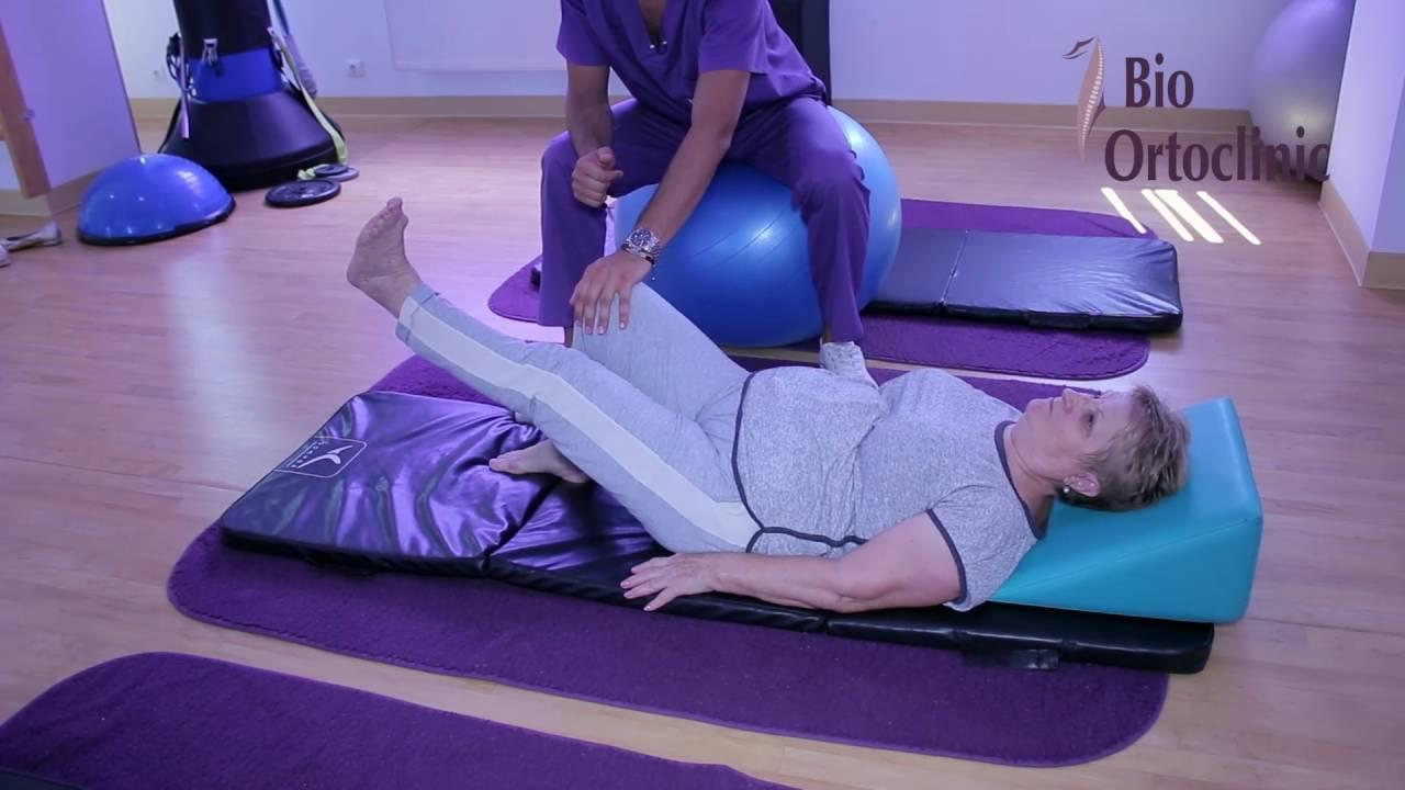 gimnastica pentru tratamentul artrozei coloanei vertebrale dureri de fotbal la sold