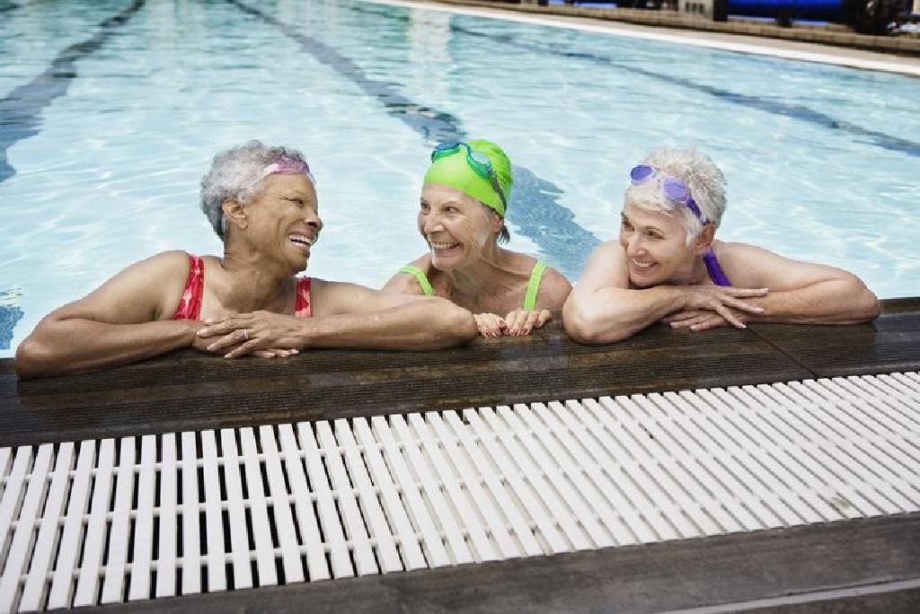 înot cu artrita