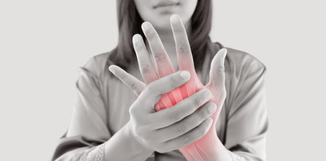 umflarea degetelor cu artrită noi tehnologii în tratamentul artrozei genunchiului
