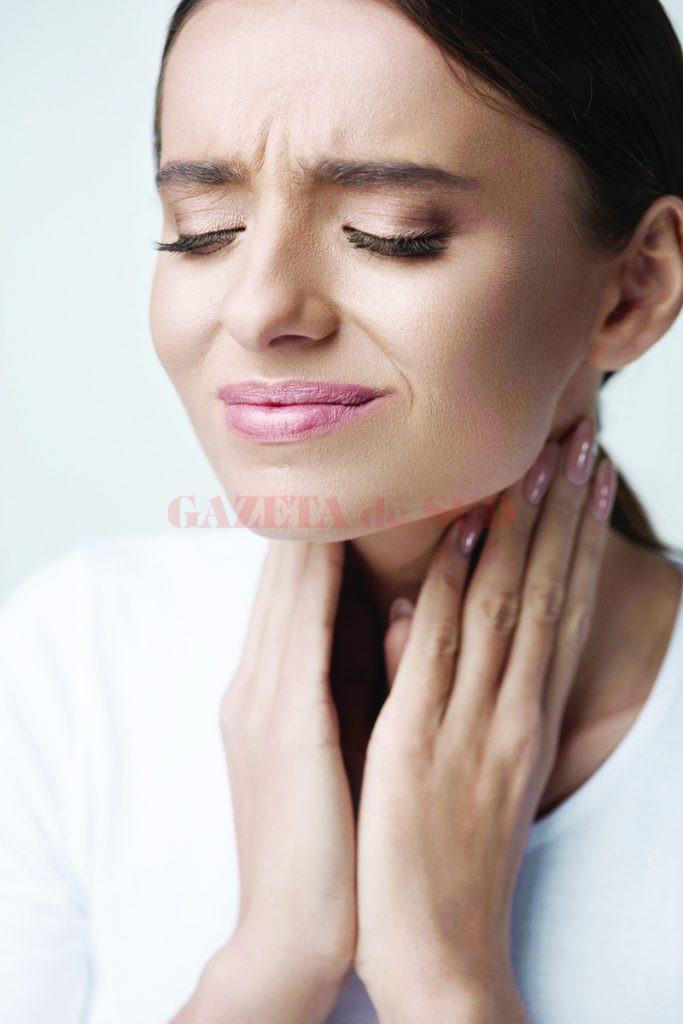 Ganglionii limfatici măriți durerea articulară