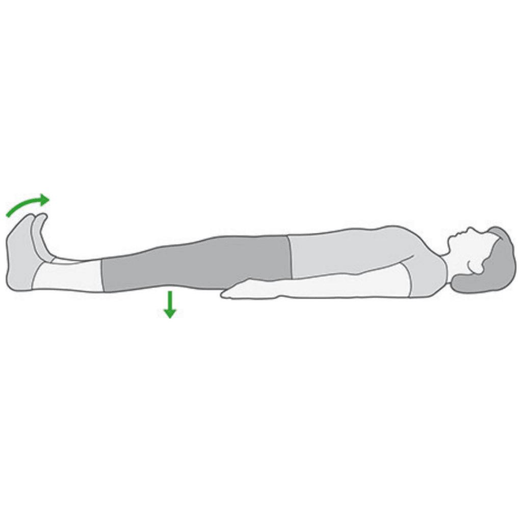 exerciții fizice pentru durere în articulația șoldului