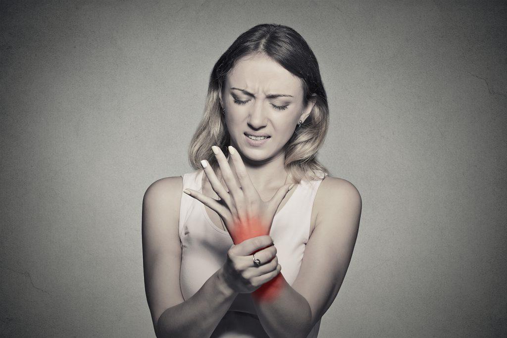 creșterea durerii articulațiilor în