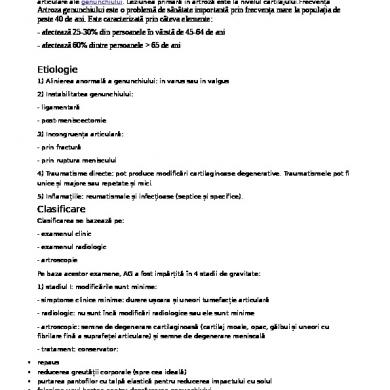 boli ale ligamentului genunchiului)