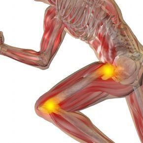 ce vindecă o articulație de șold