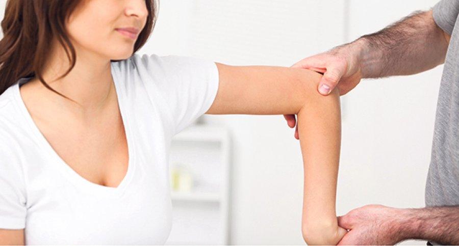 brațul stâng este amorțit și articulațiile doare