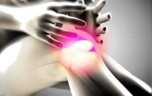 slăbiciune a durerii articulare)