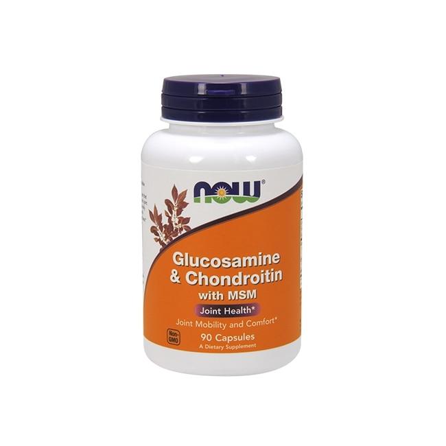 cele mai bune complexe de glucozamină și condroitină)