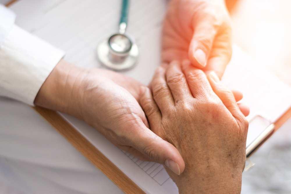 artrita infecțioasă a tratamentului degetelor mari