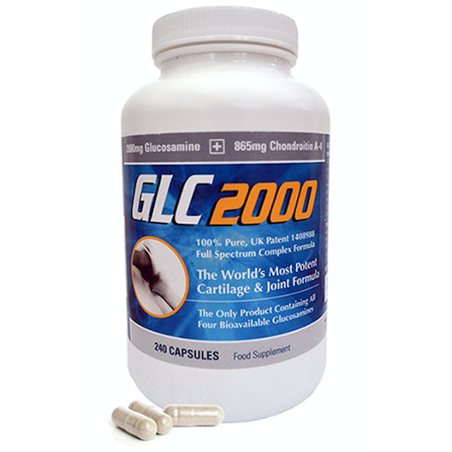 Glucozamină, MSM și Condroitina cu Vitamina C, 90 tablete : Farmacia Tei
