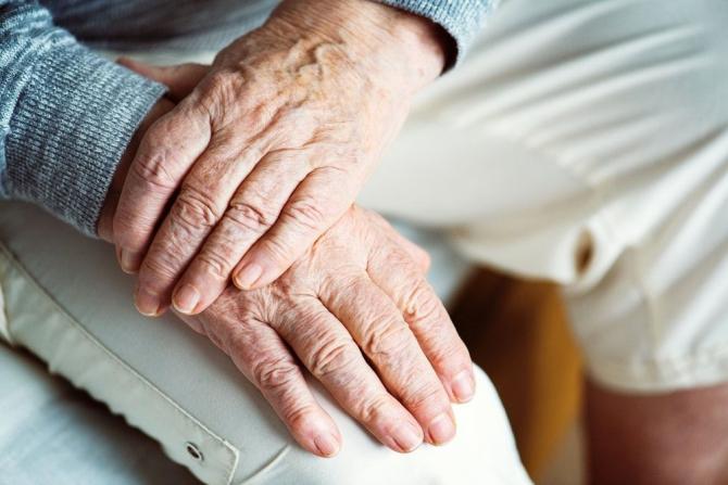 pentru început artrita mâinilor