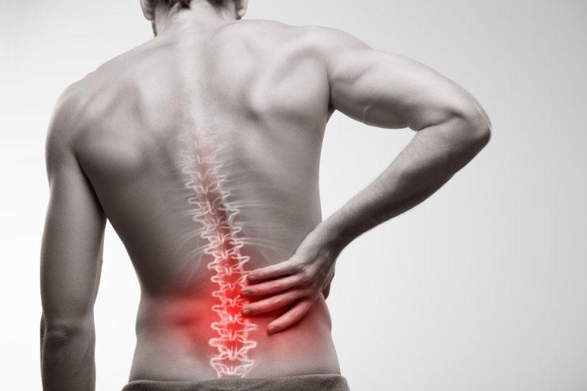 articulațiilor și partea inferioară a spatelui