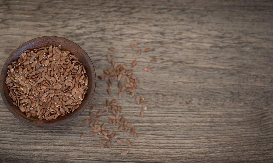 Pentru dureri articulare, semințe de in