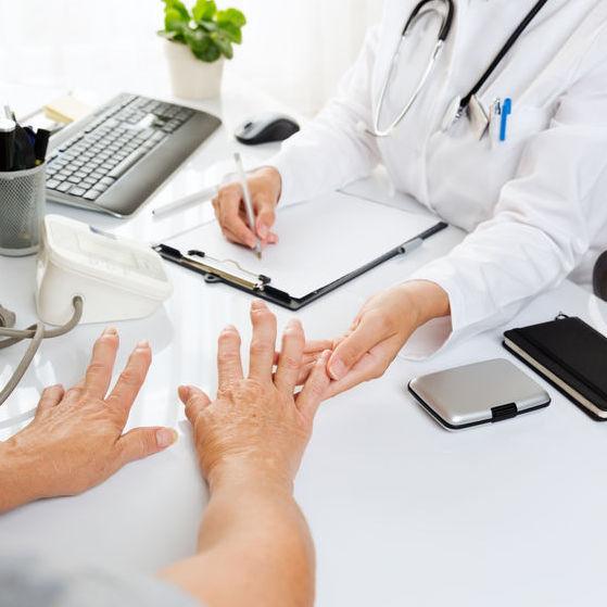 artroza piciorului de diagnostic comun)