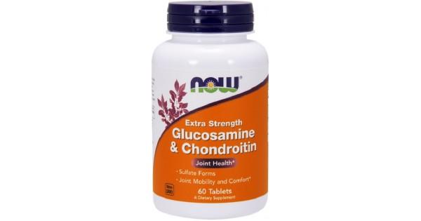 Recenzii despre complexul glucosaminei condroitina, Structura preparatului