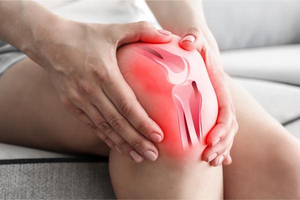 căldură în caz de inflamație articulară