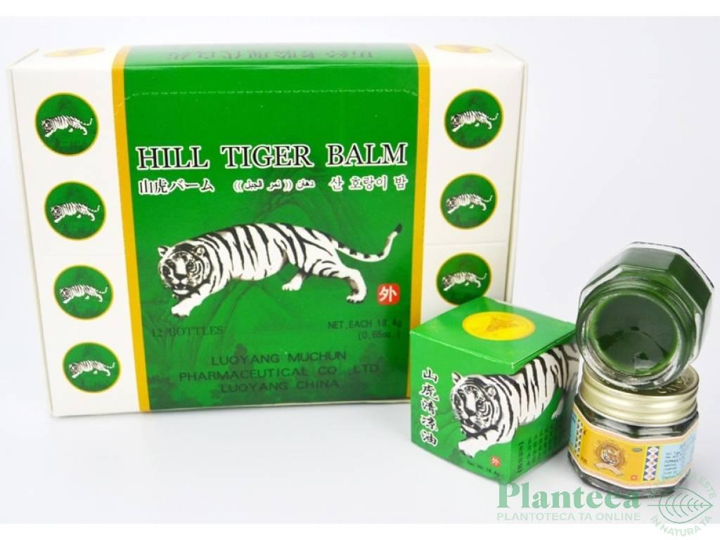 Unguent tigru pentru articulații Preț. Cum funcționează balsamul de tigru