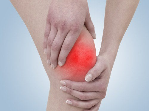 durerea de genunchi crunchează articulația