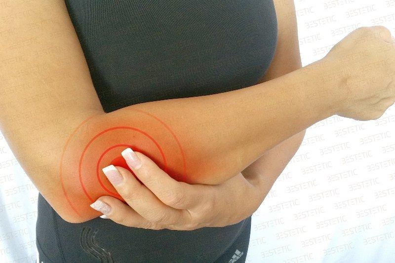 cum să tratezi articulația cotului în tensiune)