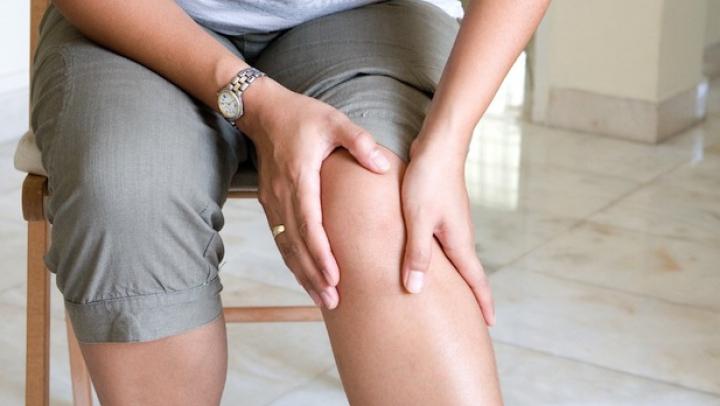 dureri neașteptate la genunchi