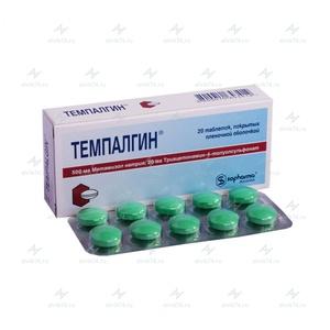 Medicamentul Tempalgin - tratamentul durerii de cap și a durerii de dinți, nevralgie - Tumoare