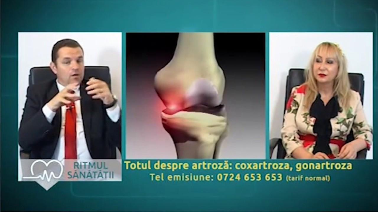 Metoda de tratare a vibrației vitale pentru artroză