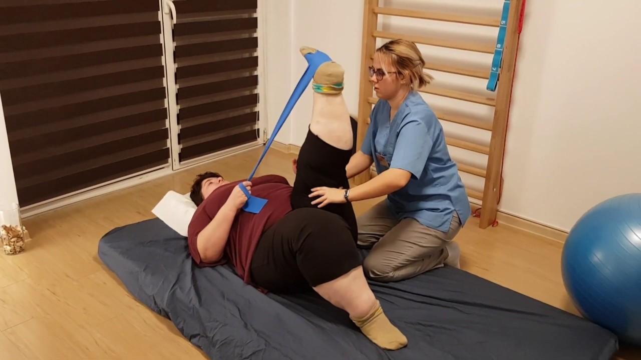 exercitii recuperare gonartroza leziuni la nivelul piciorului
