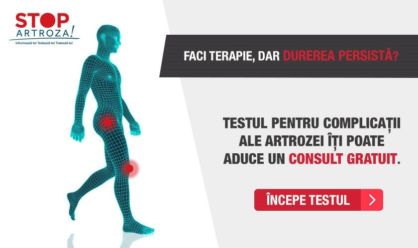 ce este nou în tratamentul artrozei