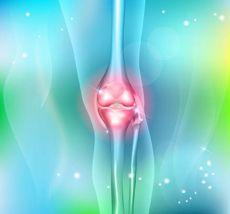 artroza argiloasă a genunchiului)