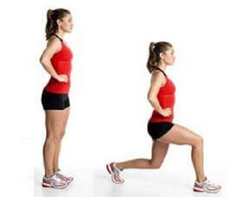 articulațiile genunchiului doare în timpul exercițiului fizic)