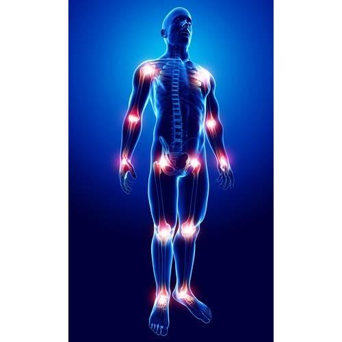 periodic durere și crunch în toate articulațiile)