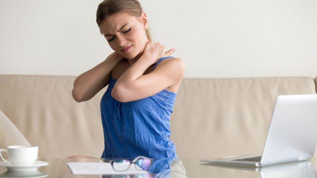 dureri musculare și articulare după stres
