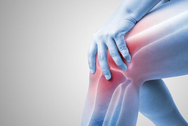 Calmează durerea în articulațiile genunchilor
