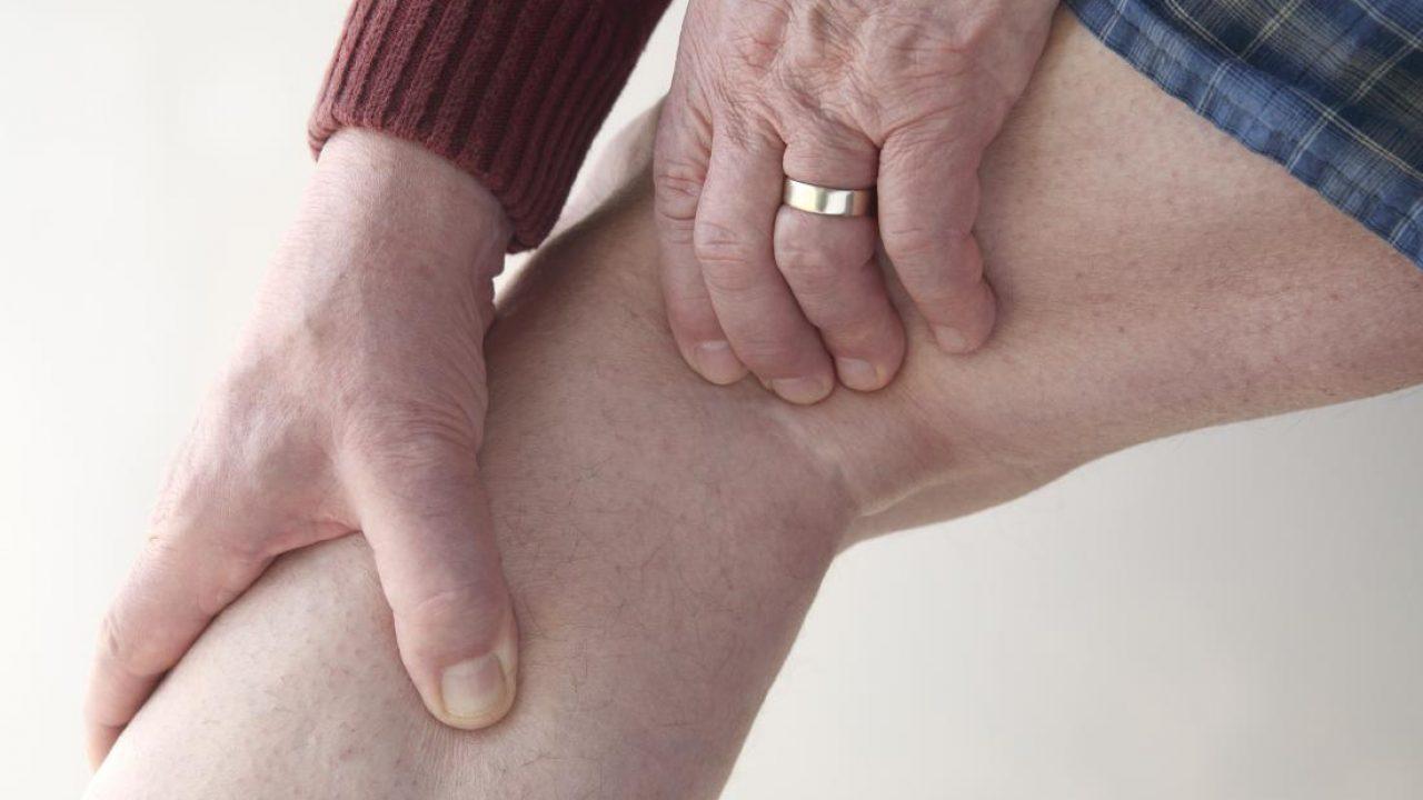 dureri ascuțite la genunchi după accidentare