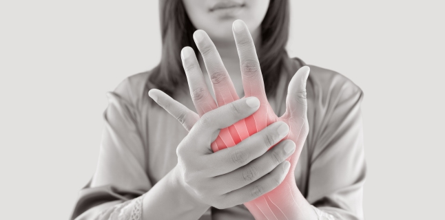 chirurgia mâinilor pentru artrită