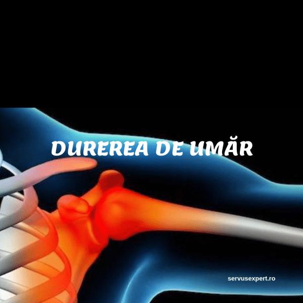 durere în articulația umărului în timpul culturismului)