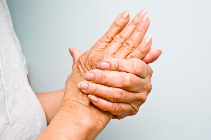 durere în articulațiile degetului doi)